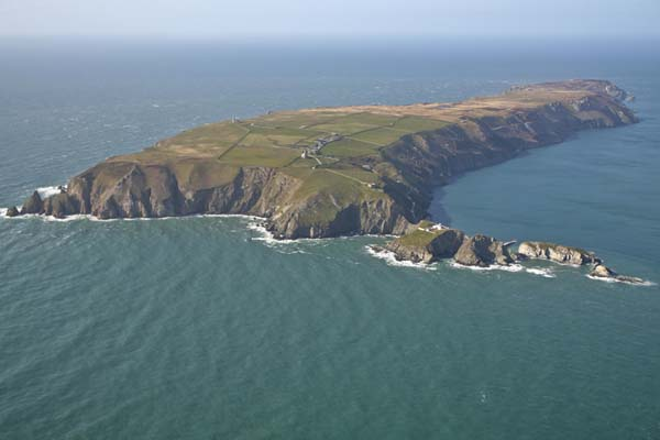 A daytrip to Lundy Island