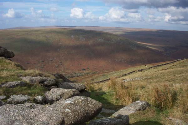 A wild Dartmoor walk