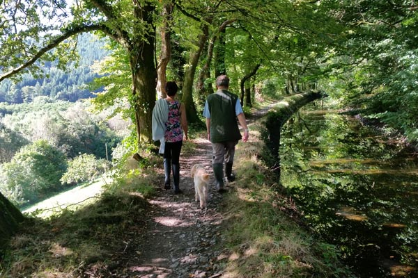 Tavistock Canal Historical lecture and supper