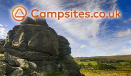 Campsites on Dartmoor