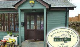 Holne Community Shop and Tearoom